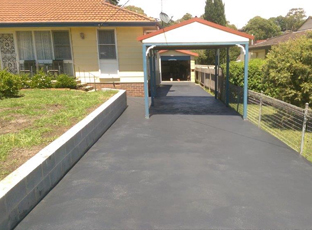 Decorative Concrete Shell Cove